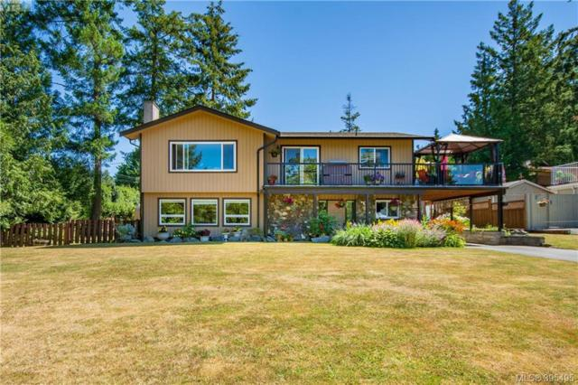 6997 Hagan Rd, Central Saanich, BC V8M 1B3 (MLS #395495) :: Day Team Realtors