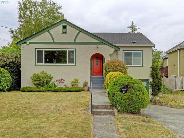 2084 Neil St, Victoria, BC V8R 3E2 (MLS #395523) :: Day Team Realtors