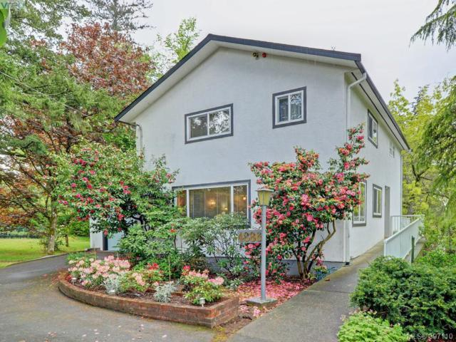4886 West Saanich Rd, Victoria, BC V8Z 3H7 (MLS #397110) :: Day Team Realtors