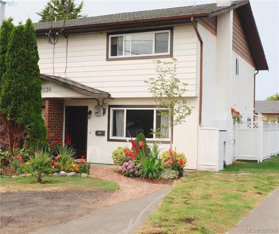 2030 Weiler Ave #2, Sidney, BC V8L 1R4 (MLS #397769) :: Day Team Realtors
