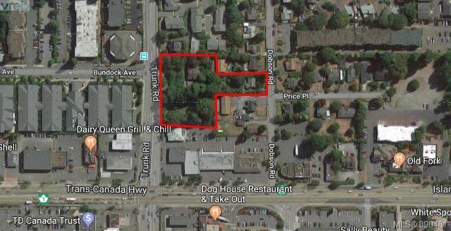 610 Trunk Rd, Central Saanich, BC V8M 1J6 (MLS #399481) :: Day Team Realtors