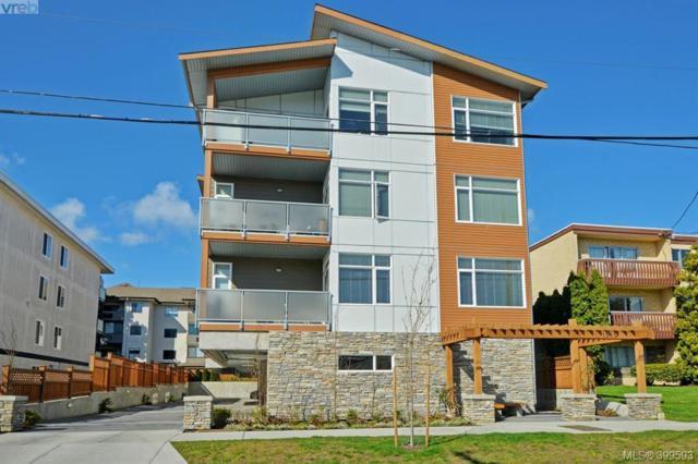 1540 Belcher Ave #303, Victoria, BC V8R 4N1 (MLS #399593) :: Day Team Realtors
