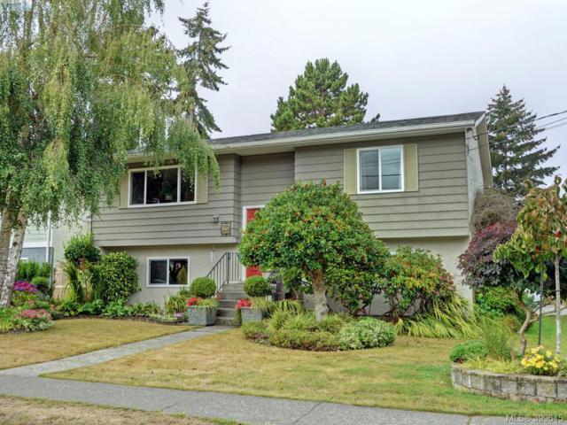 10194 Third St, Sidney, BC V8L 3B8 (MLS #399645) :: Day Team Realtors