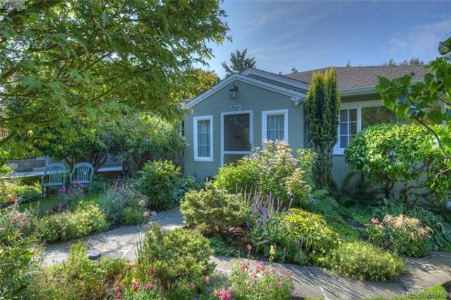 2069 Kings Rd, Victoria, BC V8R 2P6 (MLS #399769) :: Day Team Realtors