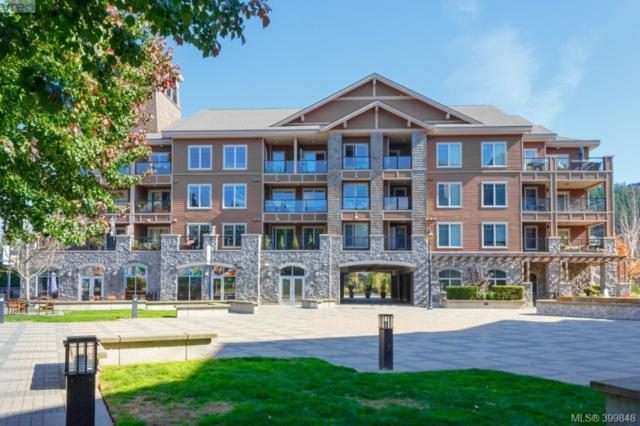 1325 Bear Mountain Pkwy #313, Victoria, BC V9B 6T8 (MLS #399848) :: Day Team Realtors