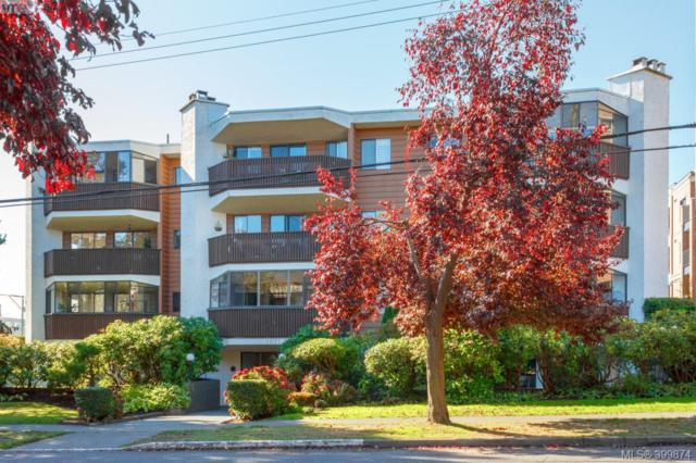 1031 Burdett Ave #407, Victoria, BC V8V 3G9 (MLS #399874) :: Day Team Realtors