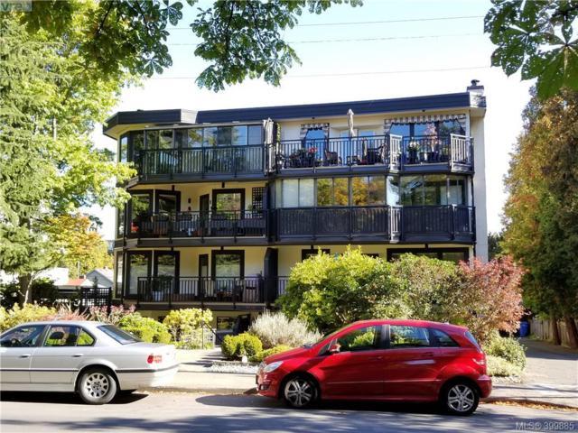 906 Southgate St #303, Victoria, BC V8V 2Y2 (MLS #399885) :: Day Team Realtors