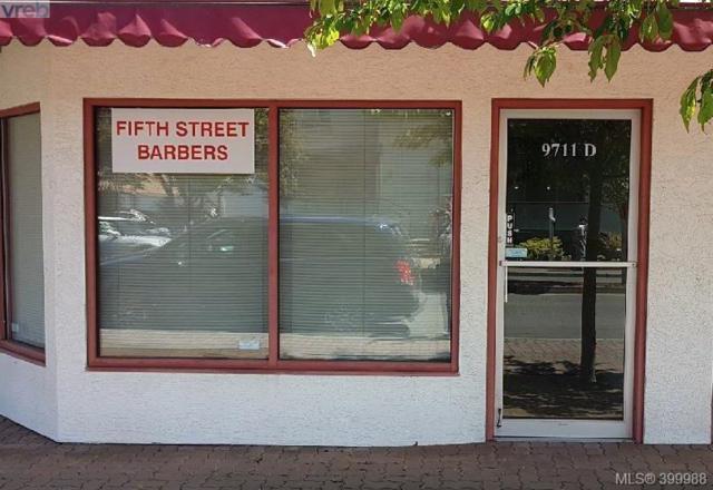 9711 Fifth St D, Sidney, BC V8L 2W9 (MLS #399988) :: Day Team Realtors