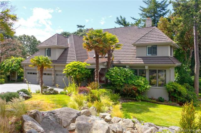 3960 Wedgepoint Terr, Victoria, BC V8N 5W8 (MLS #404554) :: Day Team Realtors