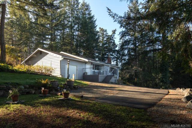 10851 Deep Cove Rd, Sidney, BC V8L 5M5 (MLS #404760) :: Day Team Realtors