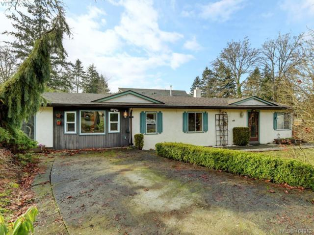 983 Marchant Rd, Central Saanich, BC V8M 1B3 (MLS #404942) :: Day Team Realtors