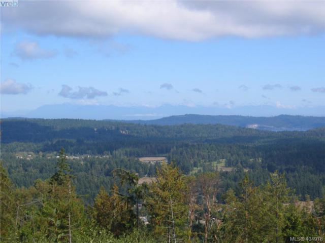 LOT 10 Trustees Trail, Salt Spring Island, BC V8K 2Y1 (MLS #404978) :: Day Team Realtors