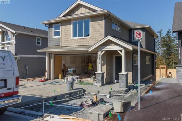 3560 Honeycrisp Ave, Victoria, BC V9C 0M6 (MLS #405451) :: Day Team Realtors