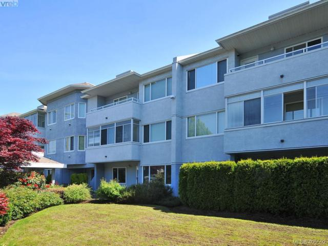 3931 Shelbourne St #214, Victoria, BC V8P 4H9 (MLS #405592) :: Day Team Realtors