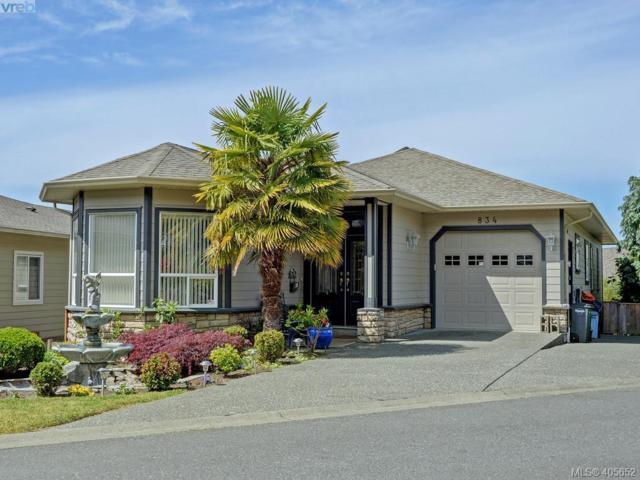 834 Rainbow Cres, Victoria, BC V8X 5M2 (MLS #405652) :: Day Team Realtors