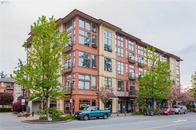 829 Goldstream Ave #409, Victoria, BC V9B 2X8 (MLS #405854) :: Day Team Realtors