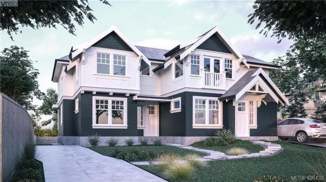 468 Foster St B, Victoria, BC V9A 6R7 (MLS #406433) :: Live Victoria BC