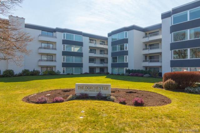 1370 Beach Dr #206, Victoria, BC V8S 2N6 (MLS #406508) :: Day Team Realtors
