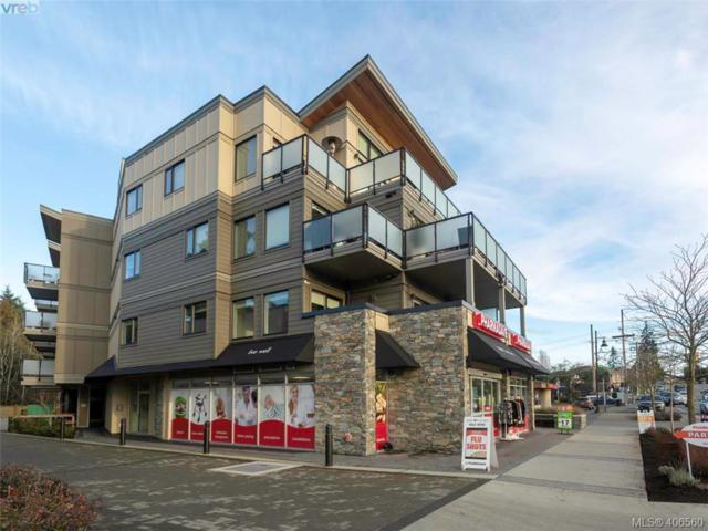 7111 West Saanich Rd #304, Central Saanich, BC V8M 1P7 (MLS #406560) :: Day Team Realtors