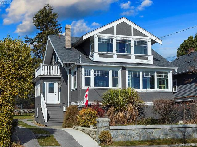 1634 Pinewood Ave, Victoria, BC V8S 1K7 (MLS #406764) :: Day Team Realtors