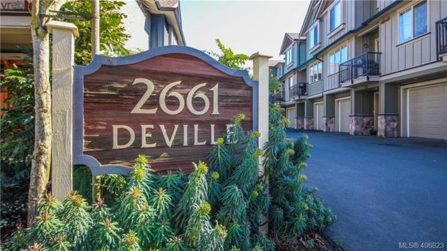 2661 Deville Rd #104, Victoria, BC V9B 0G6 (MLS #406823) :: Day Team Realtors