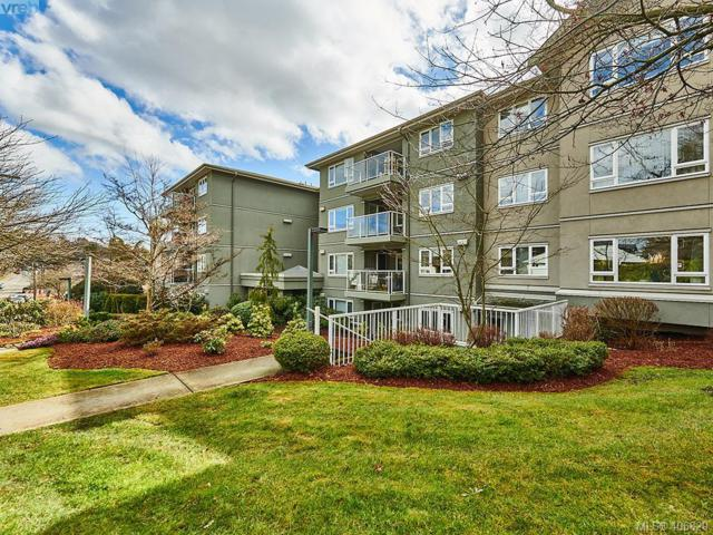 951 Topaz Ave #406, Victoria, BC V8T 2M2 (MLS #406829) :: Day Team Realtors