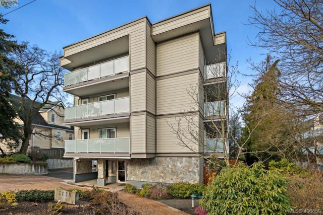 3230 Glasgow Ave #304, Victoria, BC V8X 1M2 (MLS #406850) :: Day Team Realtors