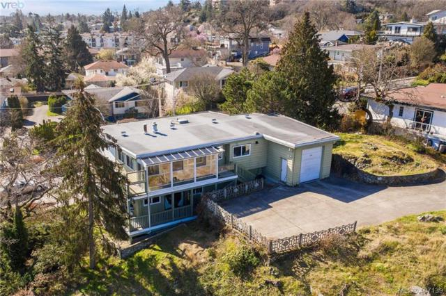 1438 Finlayson St, Victoria, BC V8T 4W5 (MLS #407139) :: Day Team Realty