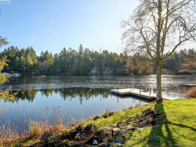 679 Lost Lake Rd, Victoria, BC V9B 6E3 (MLS #407673) :: Live Victoria BC