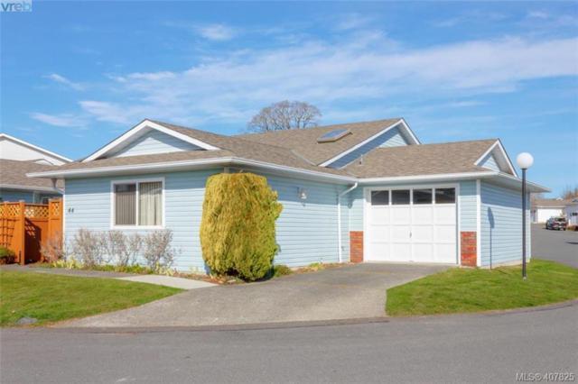 4125 Interurban Rd #44, Victoria, BC V8Z 4W8 (MLS #407825) :: Live Victoria BC