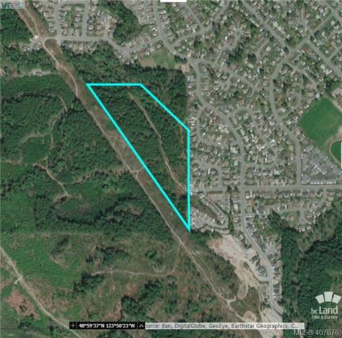 Lot A Malone Rd, Ladysmith, BC V9G 1S5 (MLS #407876) :: Live Victoria BC