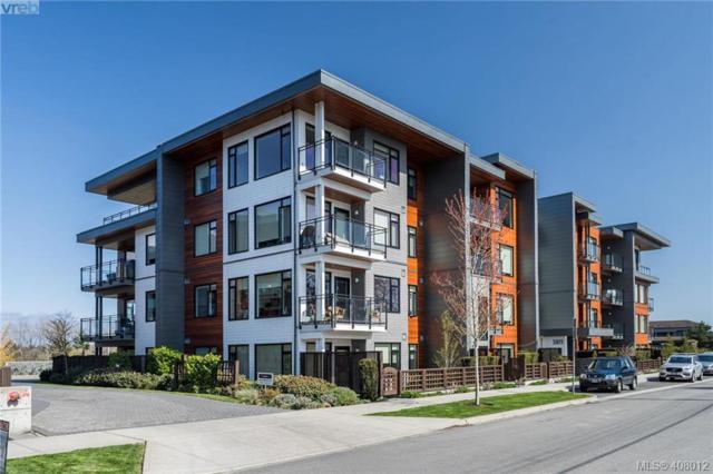 3811 Rowland Ave #401, Victoria, BC V8Z 0E1 (MLS #408012) :: Live Victoria BC