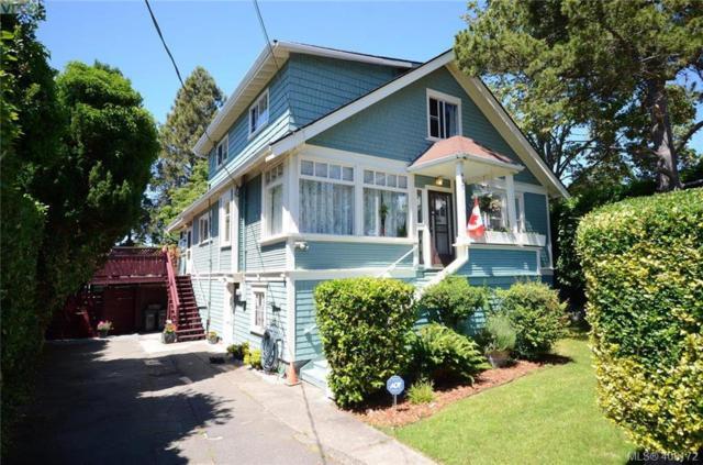490 Grafton St, Victoria, BC V9A 6S6 (MLS #408172) :: Live Victoria BC
