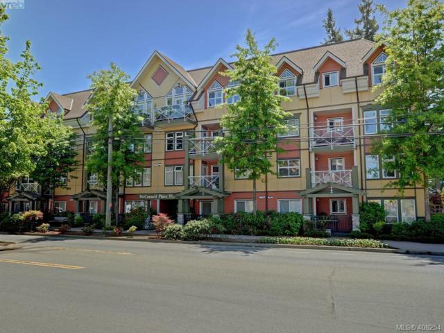 663 Goldstream Ave #302, Victoria, BC V9B 2W9 (MLS #408254) :: Live Victoria BC