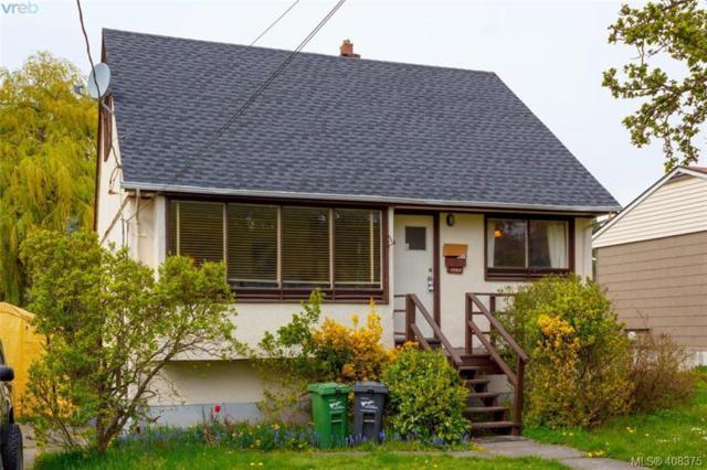 2518 Avebury Ave, Victoria, BC V8R 3V9 (MLS #408375) :: Live Victoria BC