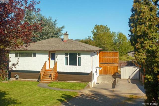 4091 Wilkinson Rd, Victoria, BC V8Z 5A3 (MLS #410169) :: Live Victoria BC