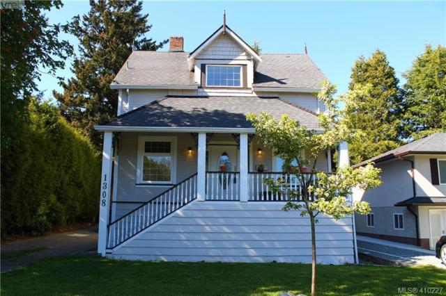 1308 Merritt St, Victoria, BC V8X 2P6 (MLS #410227) :: Live Victoria BC