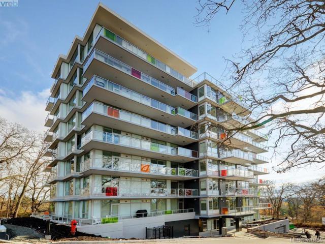 4009 Rainbow Hill Lane #702, Victoria, BC V8X 0B3 (MLS #410459) :: Live Victoria BC