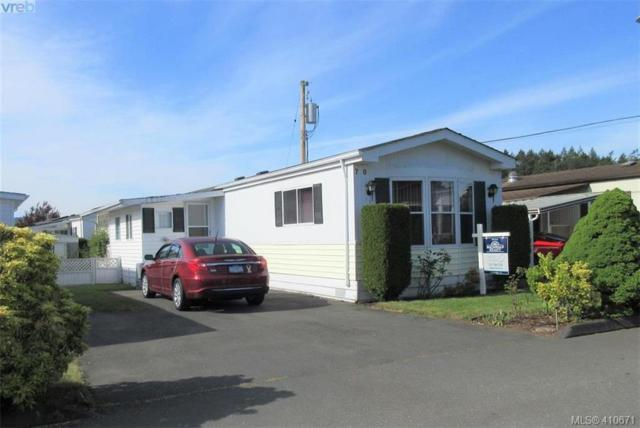 7701 Central Saanich Rd #70, Central Saanich, BC V8M 1X4 (MLS #410671) :: Live Victoria BC