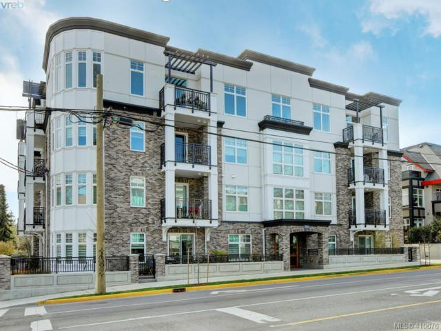 1765 Oak Bay Ave #205, Victoria, BC V8S 3Z5 (MLS #410676) :: Live Victoria BC