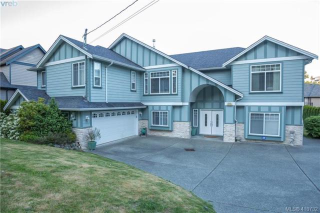 3973 Wilkinson Rd, Victoria, BC V8Z 5A3 (MLS #410732) :: Live Victoria BC