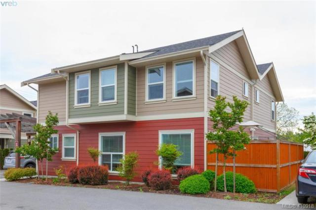 1515 Keating Cross Rd #23, Central Saanich, BC V8M 1W9 (MLS #410918) :: Day Team Realty
