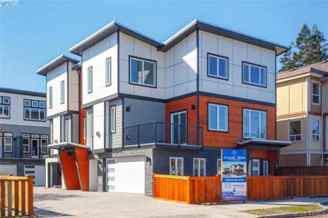817 Arncote Ave #104, Victoria, BC V9B 3E6 (MLS #410921) :: Day Team Realty