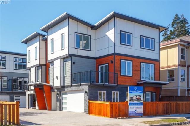 817 Arncote Ave #105, Victoria, BC V9B 3E6 (MLS #410922) :: Day Team Realty
