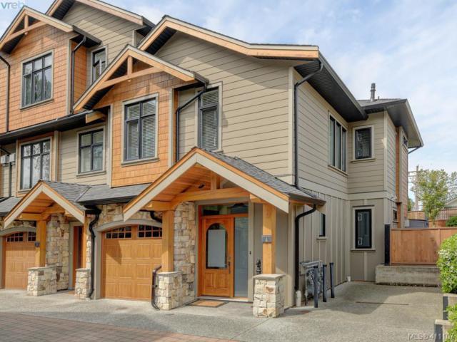 2622 Shelbourne St #4, Victoria, BC V8R 4L9 (MLS #411107) :: Live Victoria BC