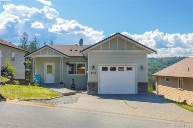 1074 Fitzgerald Rd, Malahat & Area, BC V0R 2W3 (MLS #411145) :: Day Team Realty