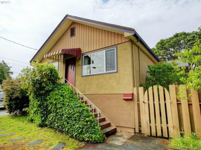 741 Jasmine Ave, Victoria, BC V8Z 2P1 (MLS #411152) :: Live Victoria BC