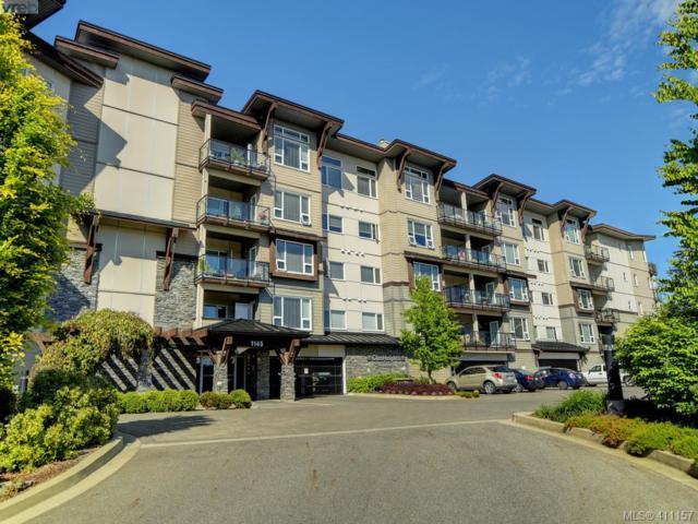 1145 Sikorsky Rd #111, Victoria, BC V9B 0M8 (MLS #411157) :: Live Victoria BC