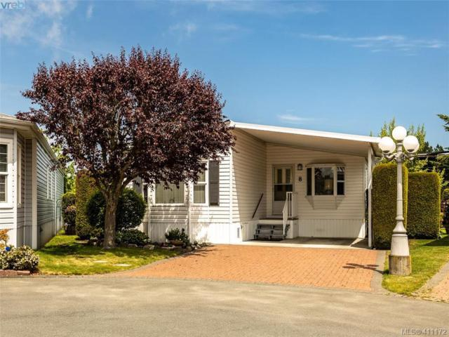 7509 Central Saanich Rd #8, Central Saanich, BC V8M 2B5 (MLS #411172) :: Day Team Realty