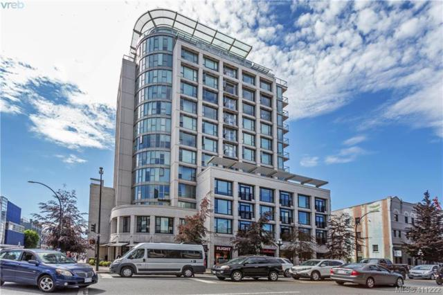 760 Johnson St #504, Victoria, BC V8W 1N1 (MLS #411222) :: Day Team Realty